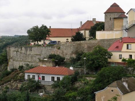 Znaim [tschech. Znojmo]: Burg (2008)