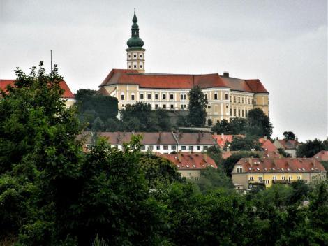 Nikolsburg [tschech. Mikulov]: Schloss (2008)
