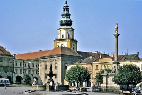 Kremsier [tschech. Kroměřiž]: Schloss (1980)